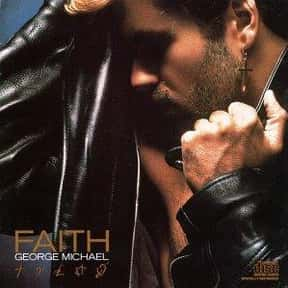 Faith is listed (or ranked) 2 on the list Billboard #1 U.S.  Albums in 1988