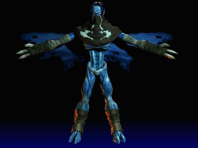 Raziel is listed (or ranked) 3 on the list Video Game Characters Who've Been Out of Work for Too Long