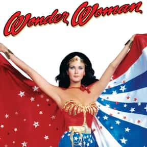 Wonder Woman is listed (or ranked) 3 on the list The Best 1970s Fantasy TV Series