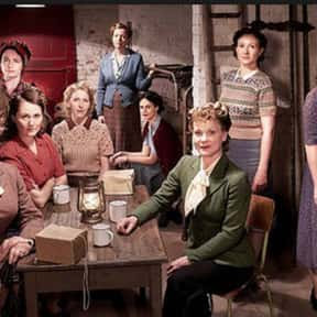 Home Fires is listed (or ranked) 15 on the list The Best World War II TV Shows
