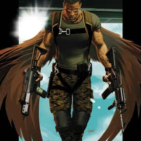 Sam Wilson (Falcon) is listed (or ranked) 17 on the list Special Operations Heroes from Marvel Avengers Alliance