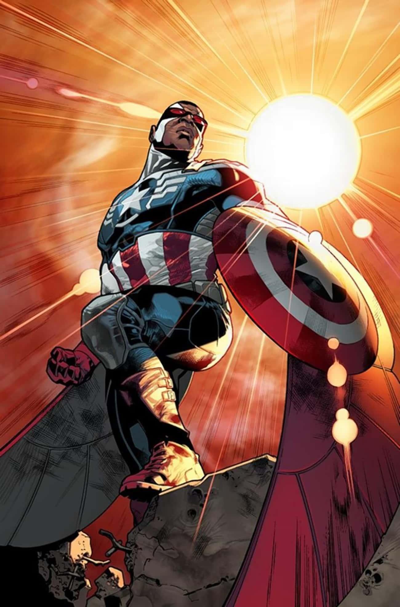 Sam Wilson: Captain America
