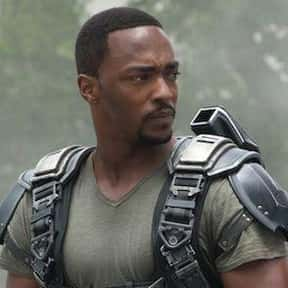 Sam Wilson (Falcon) is listed (or ranked) 10 on the list Who Will Die In Avengers: Infinity War?
