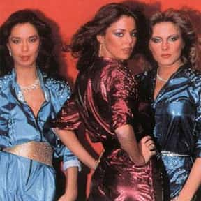 Arabesque is listed (or ranked) 14 on the list The Best Euro Disco Groups/Artists