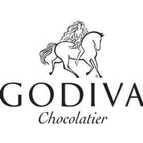 Godiva is listed (or ranked) 2 on the list The Best Chocolate Companies