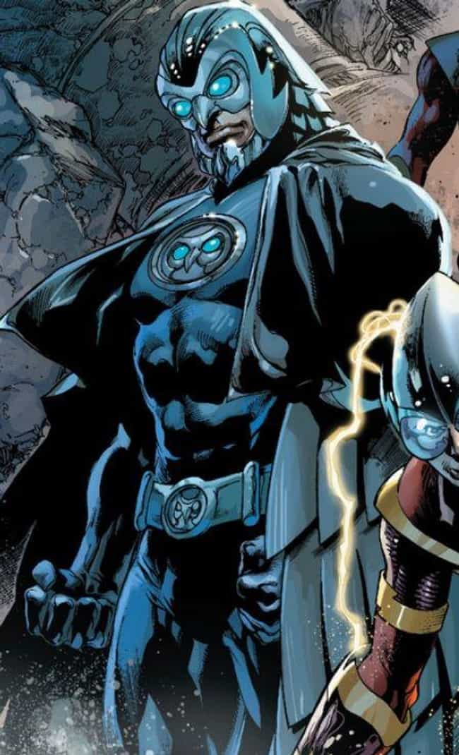 Owlman is listed (or ranked) 3 on the list The Most Criminally Underrated Batman Villains