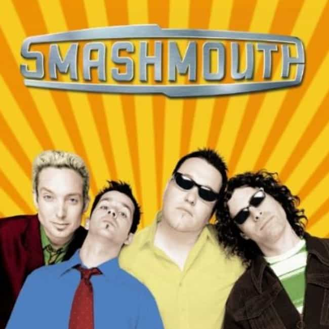 Smash Mouth is listed (or ranked) 4 on the list The Best Smash Mouth Albums of All Time
