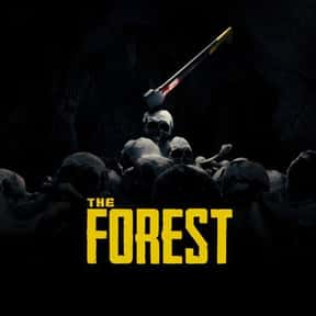 The Forest is listed (or ranked) 1 on the list The 25+ Best PC Survival Games On Steam