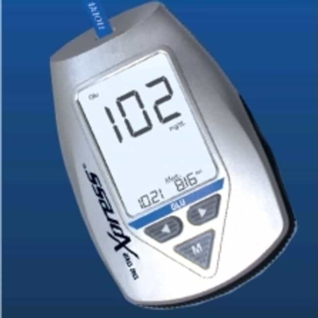 Nova is listed (or ranked) 3 on the list The Best Glucometer Brands
