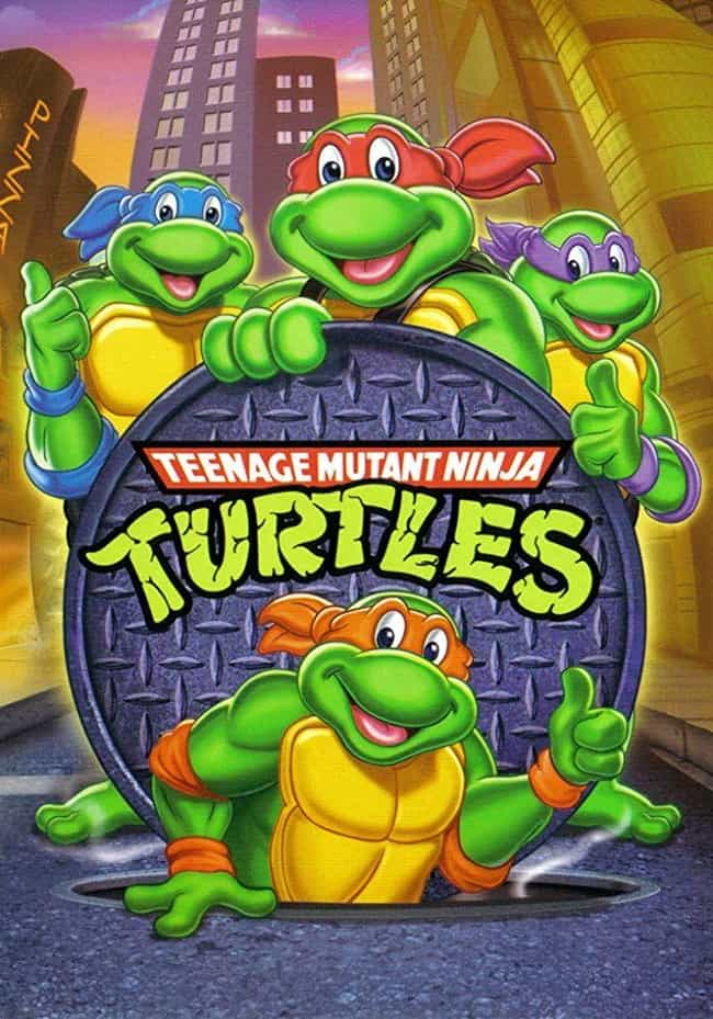 Teenage Mutant Ninja Turtles is listed (or ranked) 4 on the list The Best Movies and Series in the Teenage Mutant Ninja Turtles Franchise, Ranked