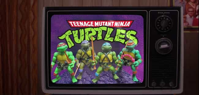 Teenage Mutant Ninja Turtles is listed (or ranked) 1 on the list The Coolest Toys From 'The Toys That Made Us'