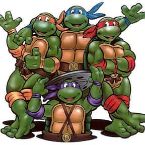 Teenage Mutant Ninja Turtles is listed (or ranked) 15 on the list The Greatest Animated Series Ever Made