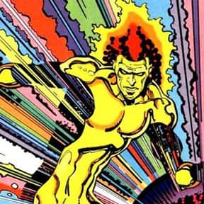 Waverider is listed (or ranked) 19 on the list The Best Superheroes With The Power Of Invisibility
