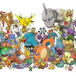 Pokémon is listed (or ranked) 17 on the list The Best Games to Stream on Twitch