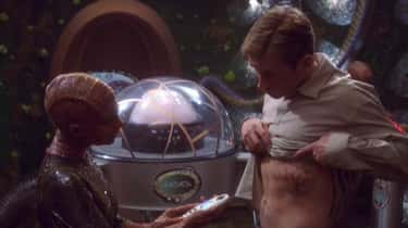Tucker Gets Pregnant After A Night On The Holodeck