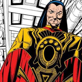 Mandarin is listed (or ranked) 1 on the list The Best Iron Man Villains Ever
