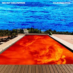 Californication is listed (or ranked) 12 on the list The Best Albums of the 1990s