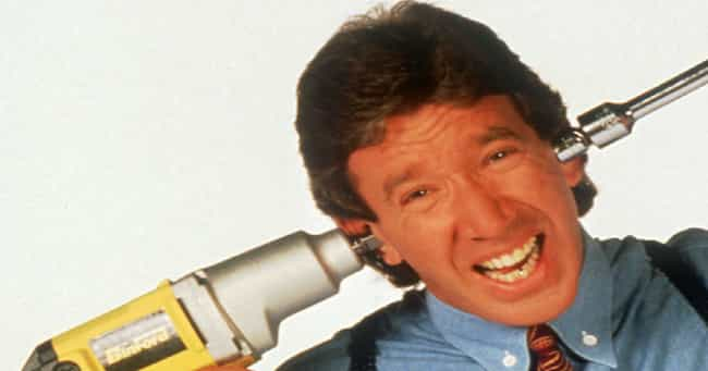 Tim Taylor is listed (or ranked) 2 on the list 12 of the Best '90s TV Dads