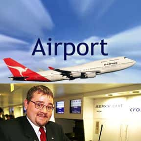 Airport is listed (or ranked) 10 on the list The Best Docusoaps and Dramatic Reality Documentary Series