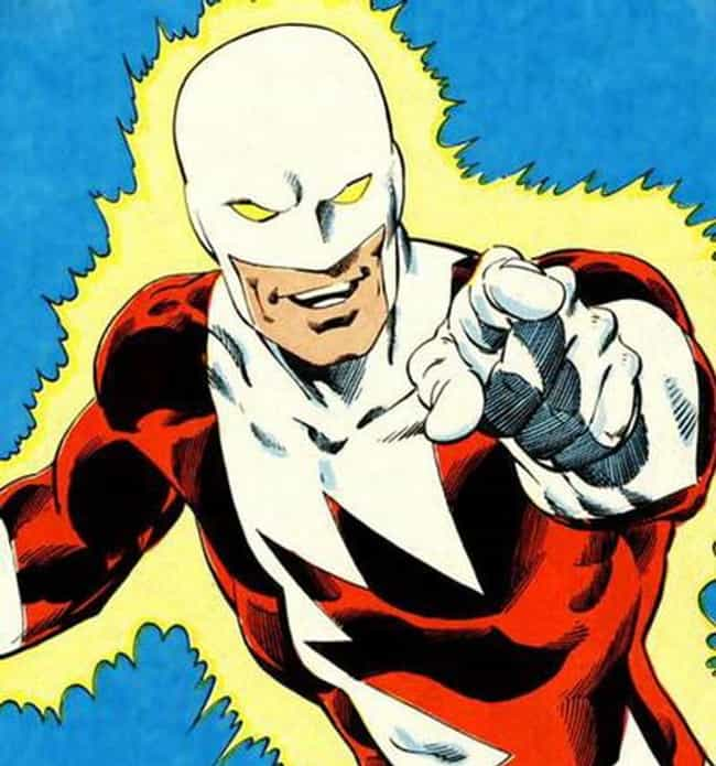 Guardian is listed (or ranked) 4 on the list 22 Comic Book Characters From Canada