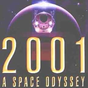 2001: A Space Odyssey is listed (or ranked) 15 on the list The Greatest Science Fiction Novels of All Time