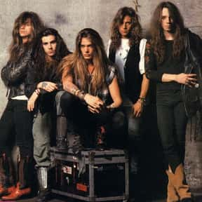 Skid Row is listed (or ranked) 3 on the list The Best Hair Metal Bands Of All Time