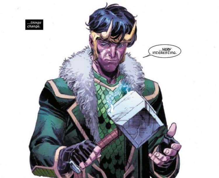 Loki Just Might Have Tricked Himself Into Gallantry