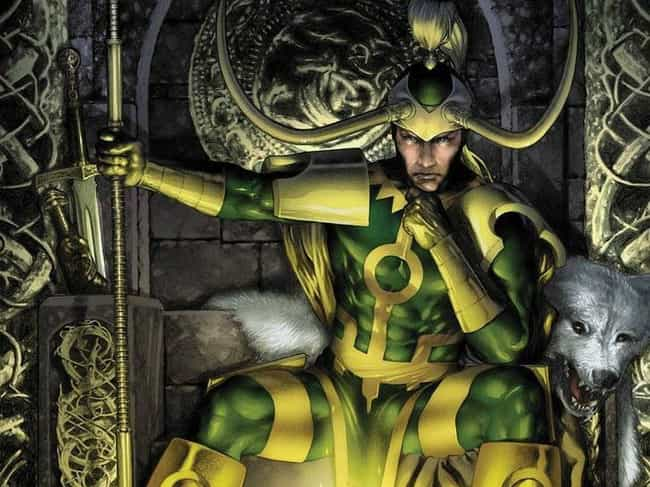 Loki is listed (or ranked) 3 on the list The Best Archenemies in Marvel Comics