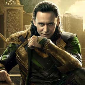 Loki is listed (or ranked) 3 on the list The Best Fictional Characters You'd Leave Your Man For