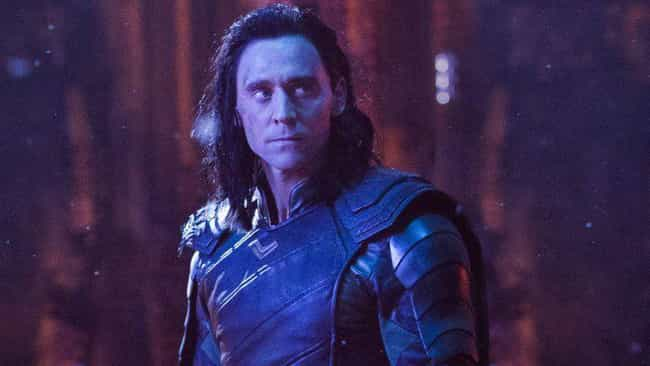 Loki is listed (or ranked) 3 on the list What Nerdy Fictional Villain Would You Be Based On Your Zodiac?