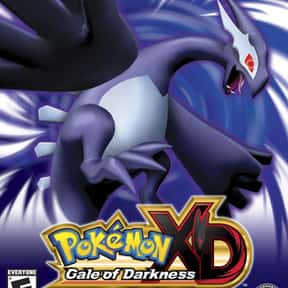 Pokémon XD: Gale of Darkness is listed (or ranked) 7 on the list The Best GameCube RPGs of All Time, Ranked by Fans