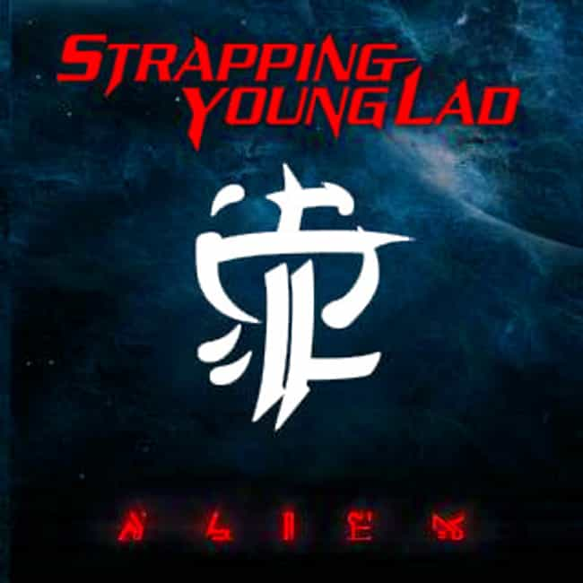 Alien is listed (or ranked) 4 on the list The Best Devin Townsend and Strapping Young Lad Albums, Ranked