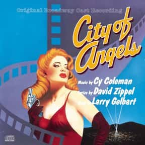 City of Angels is listed (or ranked) 16 on the list The Best Broadway Musicals of the 80s