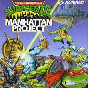 Teenage Mutant Ninja Turtles I is listed (or ranked) 21 on the list Every Single NES Game, Ranked From Best to Worst
