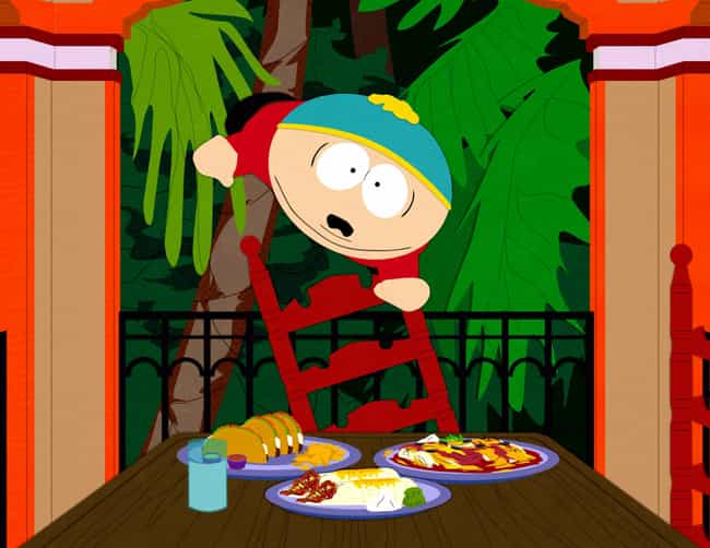 Casa Bonita is listed (or ranked) 3 on the list The Best Cartman Episodes of 'South Park'