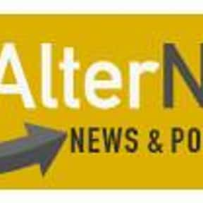 AlterNet.org is listed (or ranked) 15 on the list The Best Liberal Blogs Online