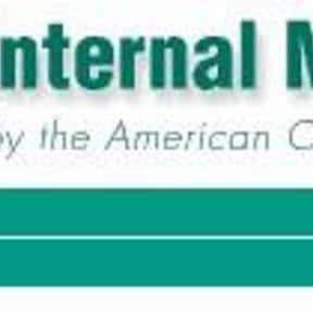 Annals of Internal Medicine is listed (or ranked) 5 on the list The Best Medical News Sites