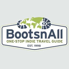 BootsnAll is listed (or ranked) 5 on the list The Top Travel Social Networks