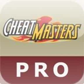Cheatmasters is listed (or ranked) 15 on the list The Top Video Game Websites
