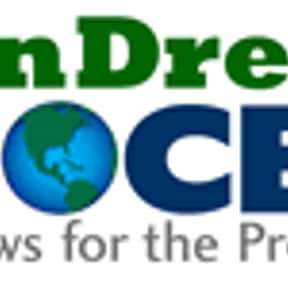 Common Dreams NewsCenter is listed (or ranked) 8 on the list The Best Liberal Blogs Online