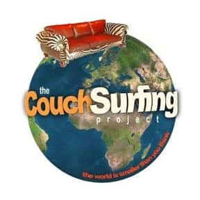 Couchsurfing is listed (or ranked) 9 on the list The Top Travel Social Networks