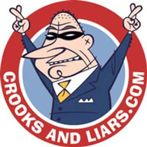 Crooks and Liars is listed (or ranked) 6 on the list The Best Liberal Blogs Online