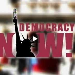Democracy Now is listed (or ranked) 1 on the list The Best Liberal Blogs Online