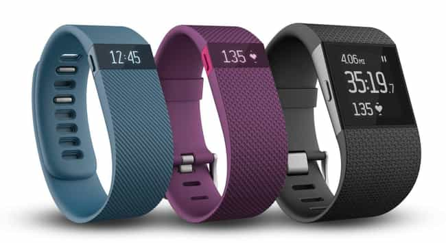 Fitbit is listed (or ranked) 4 on the list Companies That Will Send You The Best Free Stuff If You Just Complain A Little