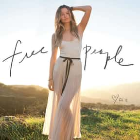 Free People is listed (or ranked) 16 on the list The Best Girls' Clothing Brands