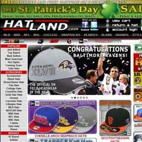 Hatland.com is listed (or ranked) 6 on the list The Best Hat Websites