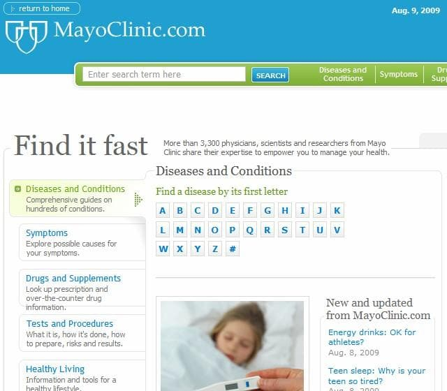 Image of Random Best Medical News Sites