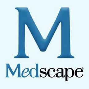 Medscape is listed (or ranked) 19 on the list The Best Medical News Sites