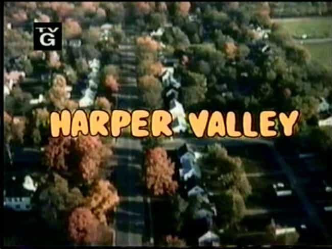 Harper Valley PTA is listed (or ranked) 3 on the list TV Shows Produced By Sherwood Schwartz