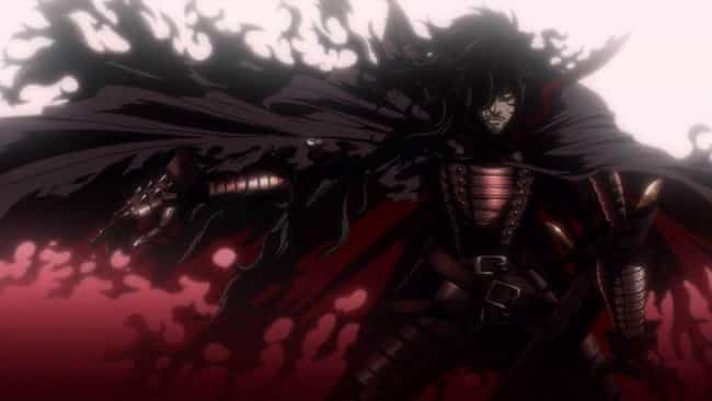 Alucard is listed (or ranked) 1 on the list The 15 Best Anime Characters Who Fight With Blood Powers